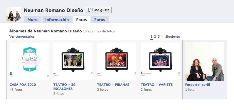 NeumanRomano en Facebook